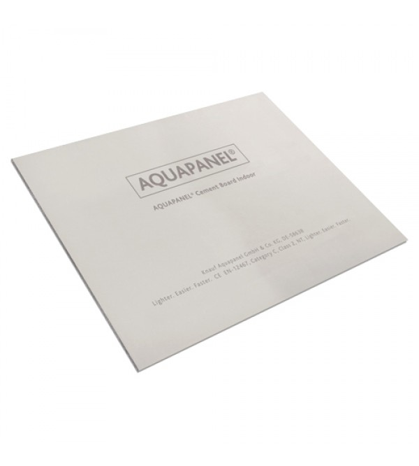 Knauf Cement Boards (Aquapanel)